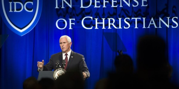Administración Trump Ayudará A Cristianos Perseguidos.