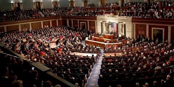 """El Congreso De EEUU Aprobó La Ley Presupuestaria Y Abrió La Puerta Apara La """"histórica"""" Reforma Fiscal De Donald Trump."""