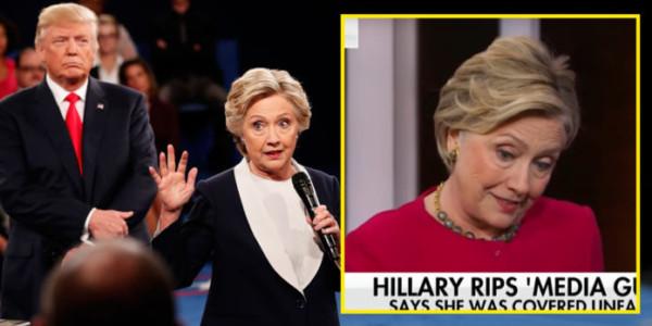 Hillary Clinton PERDIÓ Los Papeles Y Comenzó A Culpar A Los Medios Por Su DERROTA Electoral.
