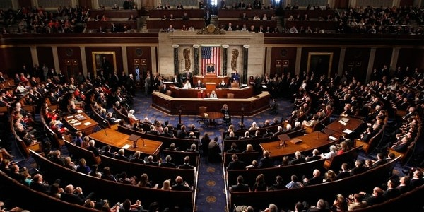 La Cámara De Representantes De Los EEUU Aprobó La Reforma Fiscal De Donald Trump.