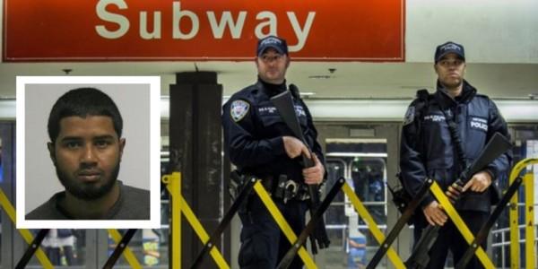 Sospechoso De Atentado En Metro De NY Es Acusado De Terrorismo.