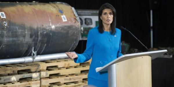 """EE.UU. Destaca """"actividades Desestabilizadoras"""" De Irán"""