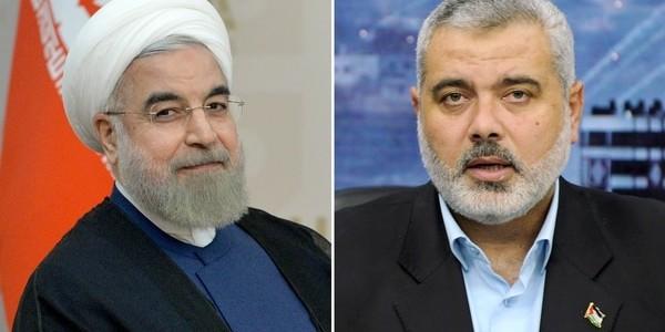 """Irán Ofreció """"todo El Apoyo Necesario"""" A Hamas, Que Promueve La Violencia Contra Israel En La Nueva Intifada."""
