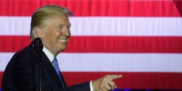 El Senado De Estados Unidos Aprobó La Reforma Fiscal Del Presidente Donald Trump.