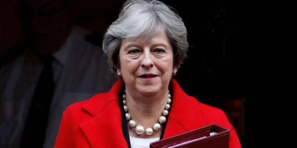 2 Detenidos Por Complot Para Asesinar A La Primera Ministra Británica – Informe