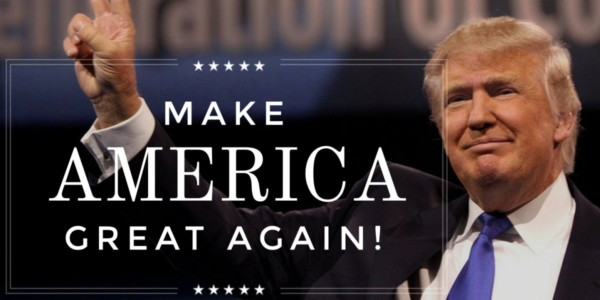 Donald Trump Es Un Tsunami De éxitos Económicos.