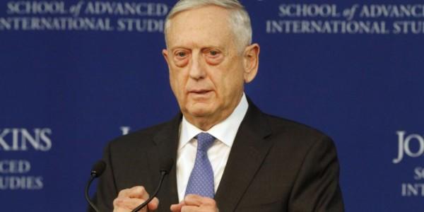 Mattis: Contrarrestar A China Y Rusia Prioridad Principal De EEUU.