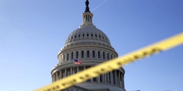 EEUU: Demócratas Bloquean Medida Para Mantener Abierto El Gobierno.