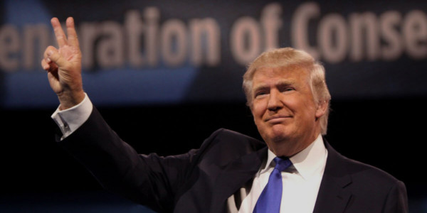 Trump: Un Año De Revolución.