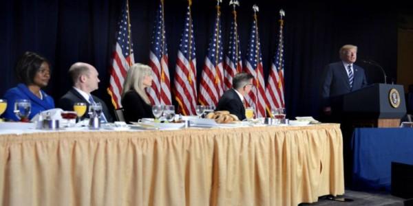 """Trump Denuncia A Los """"regímenes Represivos"""" De Cuba Y Venezuela."""