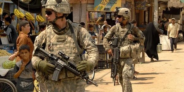Tras La Victoria Sobre ISIS, EEUU Comienza La Retirada De Las Tropas En Irak.