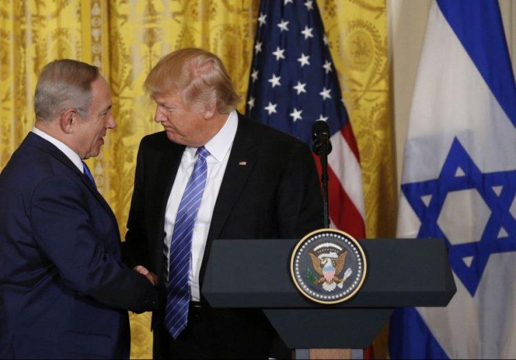 Netanyahu Agradece A Trump Apertura De Embajada En Jerusalén En Día De La Independencia De Israel