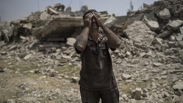 El Costo De La Guerra Con El Estado Islámico: Irak Necesita 88.200 Millones De Dólares Para La Reconstrucción Del País.