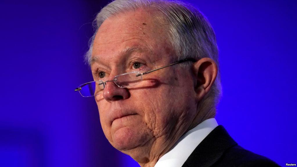 Sessions Descarta Nombrar Otro Fiscal Especial Para Investigar El FBI.