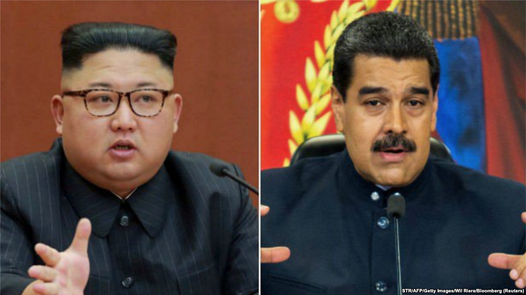 Un Dictador Apoya A Otro Dictador.