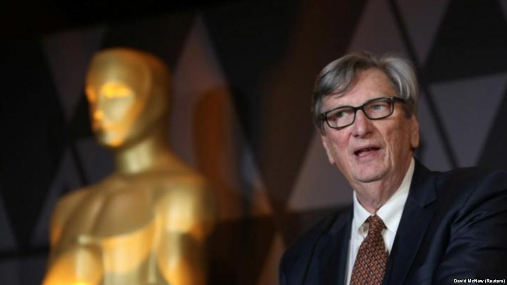 Acusan A Jefe De La Academia De Hollywood De Conducta Sexual Inapropiada.