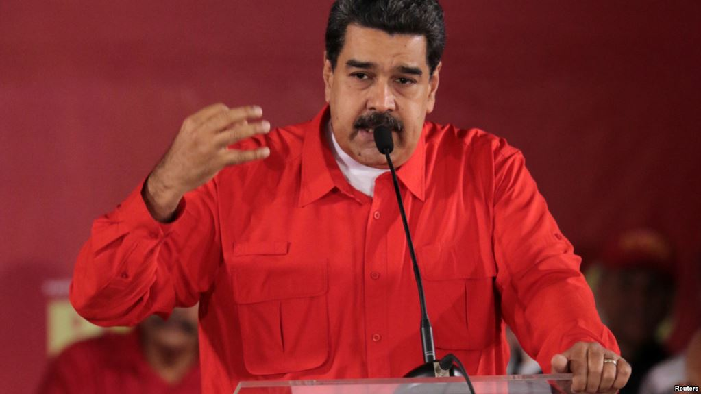 Venezuela Acusa A Estados Unidos De Financiar Golpe De Estado.