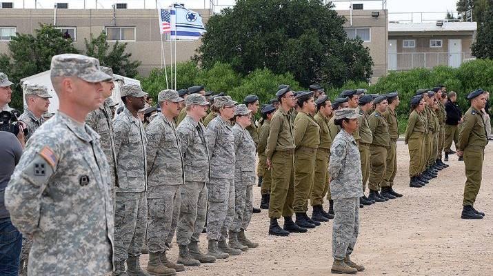 2.500 Soldados Estadounidenses Llegan A Israel Para Un Ejercicio Militar Conjunto.