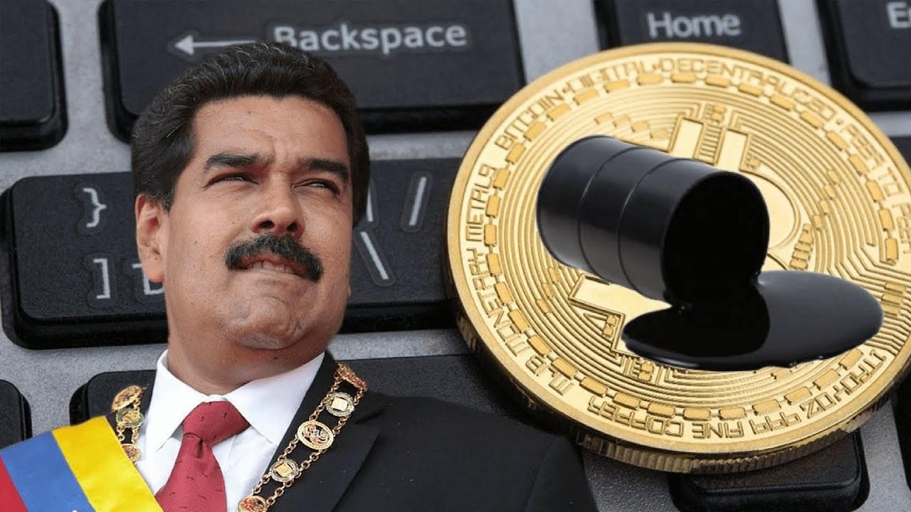 Trump Prohíbe Cualquier Transacción Con La Criptomoneda De Venezuela.
