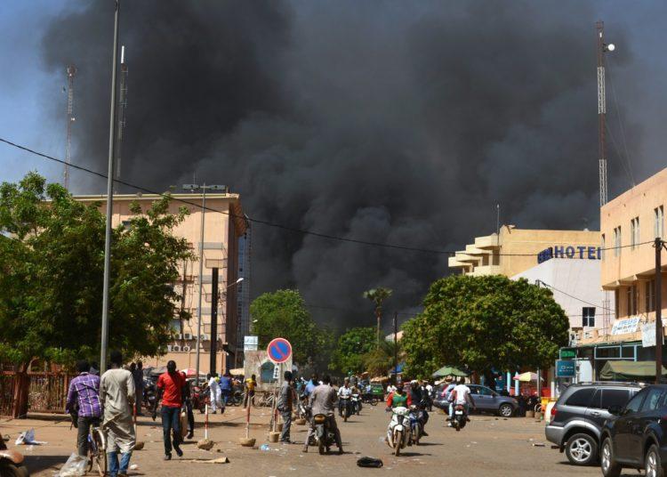 Ataque Terrorista Contra Embajada De Francia En Burkina Faso Deja 28 Muertos.