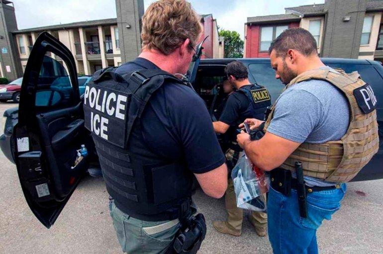 ICE Detiene A 33 Fugitivos Buscados Por Violaciones De Derechos Humanos.