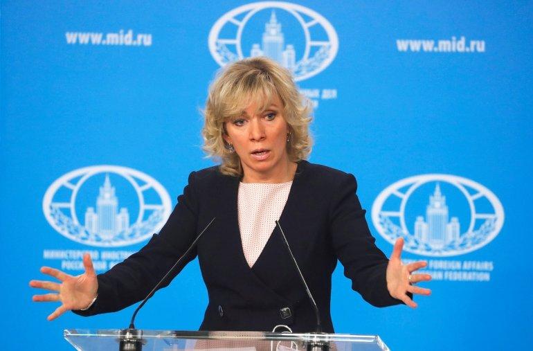Moscú Afirma Que Demanda De Demócratas Busca Justificar Derrota De Clinton.
