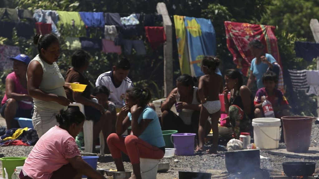 Brasil También Enfrenta Llegada Masiva De Venezolanos.