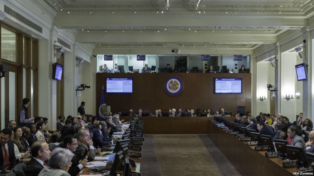 OEA Analizará Crisis Humanitaria En Venezuela.
