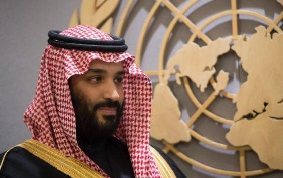 El Príncipe De Arabia Saudita Reconoce El Derecho De Israel De Existir, Y Habló Sobre Futuros Lazos.