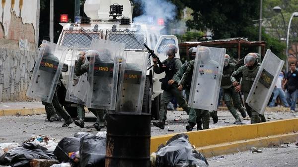 """EEUU Acusó Al Régimen Chavista """"llevar A Cabo Una Campaña De Torturas Y Asesinatos Extrajudiciales Para Consolidar"""" A Maduro."""