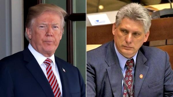 """EEUU Exigió Al Nuevo Presidente De Cuba, Miguel Díaz-Canel, Que """"escuche"""" Al Pueblo Y """"termine Con La Represión"""""""