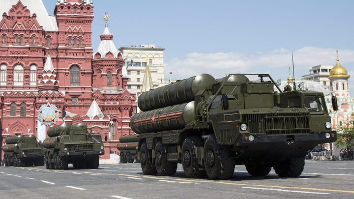 Tras La Visita De Netanyahu, Rusia Afirma Que No Suministrará Misiles S-300 A Siria.