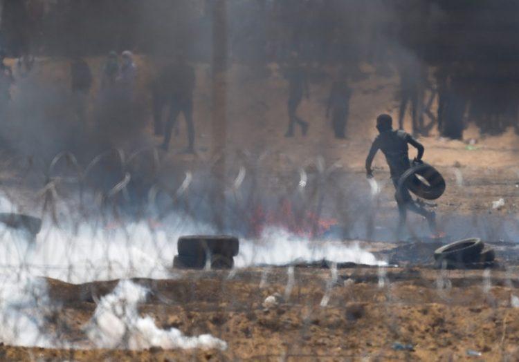 """Portavoz De Las FDI: El Mundo Creyó Las Mentiras De Hamas Sobre Las """"protestas Pacíficas"""" En La Frontera Gaza-Israel."""