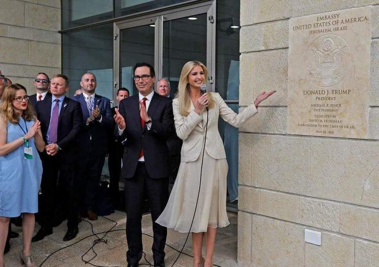 Es Oficial: Inauguran Finalmente La Embajada De EEUU En Jerusalén.