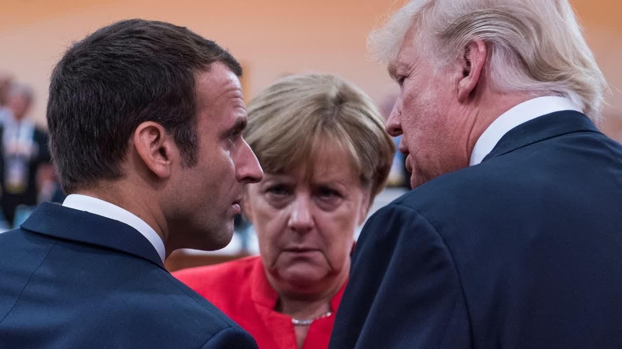 Irán, La Esquizofrenia Europea Y La Alianza Atlántica En La Balanza.