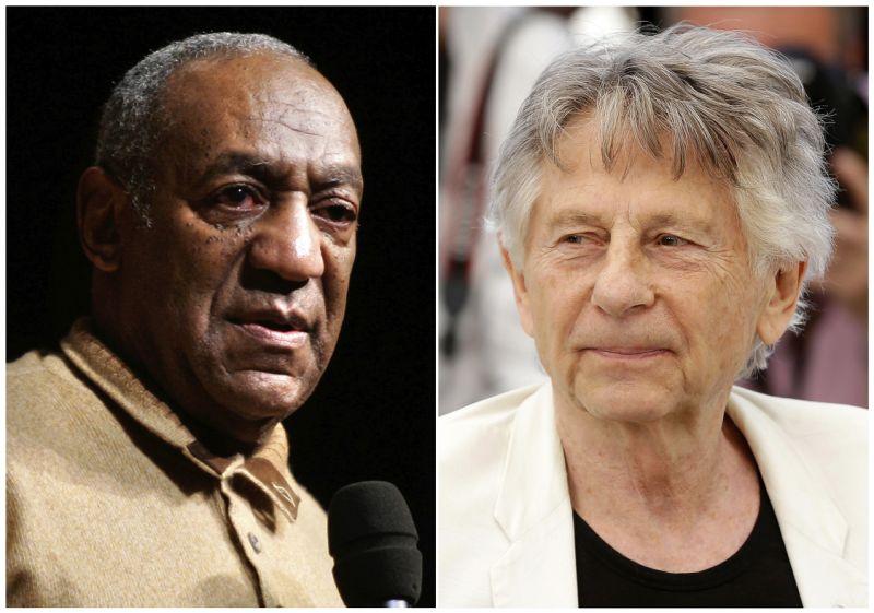 Academia Expulsa A Bill Cosby Y Roman Polanski.