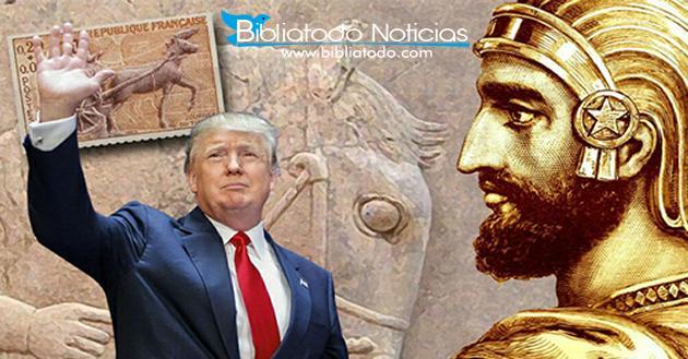 """Trump Cumplió Una Profecía Bíblica"", Dice Juez Sobre Embajada De EEUU En Jerusalén."