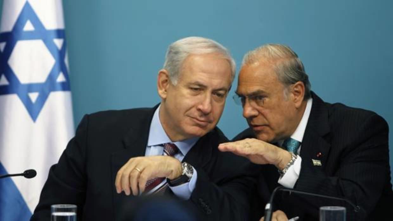 """Un Ministro De Israel Manda """"a Los Mil Infiernos"""" A La Unión Europea Por Condenar La Violencia Policial En La Frontera De Gaza."""