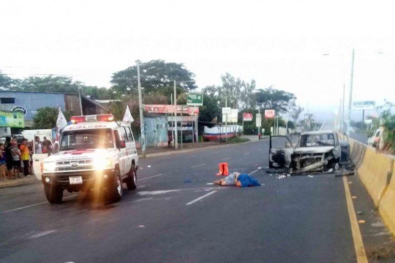 Asesinan A Estadounidense En Nicaragua En Medio De La Ola De Violencia.