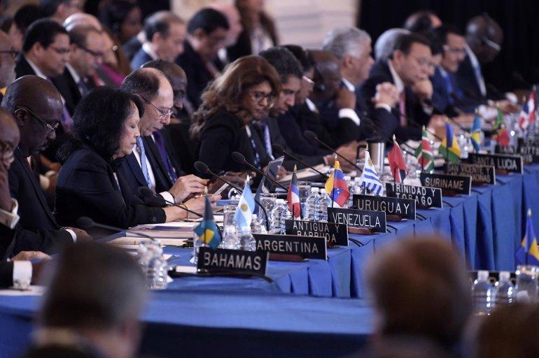 OEA Desconoce Elecciones Y Llama A Aplicar Sanciones Contra El Régimen De Maduro.