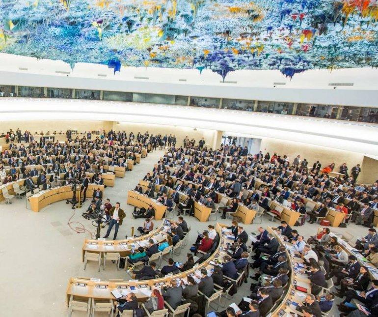 EEUU Se Retira Del Consejo De Derechos Humanos De Las Naciones Unidas.