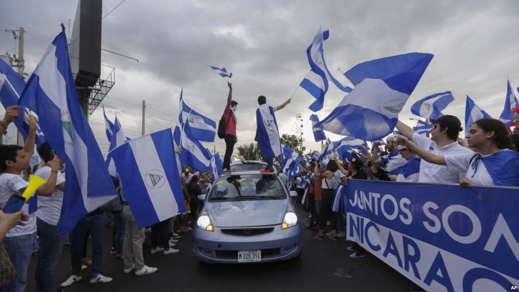 """Gobierno De Trump A Nicaragua: """"Los Violadores De Derechos Humanos Y Los Que Debilitan La Democracia No Son Bienvenidos En EEUU.    """""""
