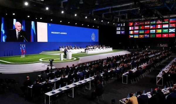 Estados Unidos, México Y Canadá Serán Las Sedes Del Mundial 2026.