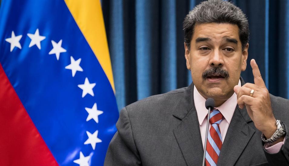 EE.UU. Logra Apoyo En La OEA Para Desconocer La Reelección De Maduro.