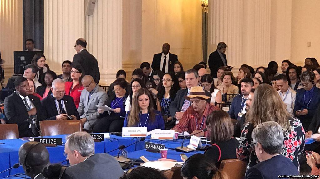 Nicaragua Y Venezuela En La Mira De La Asamblea General De La OEA.