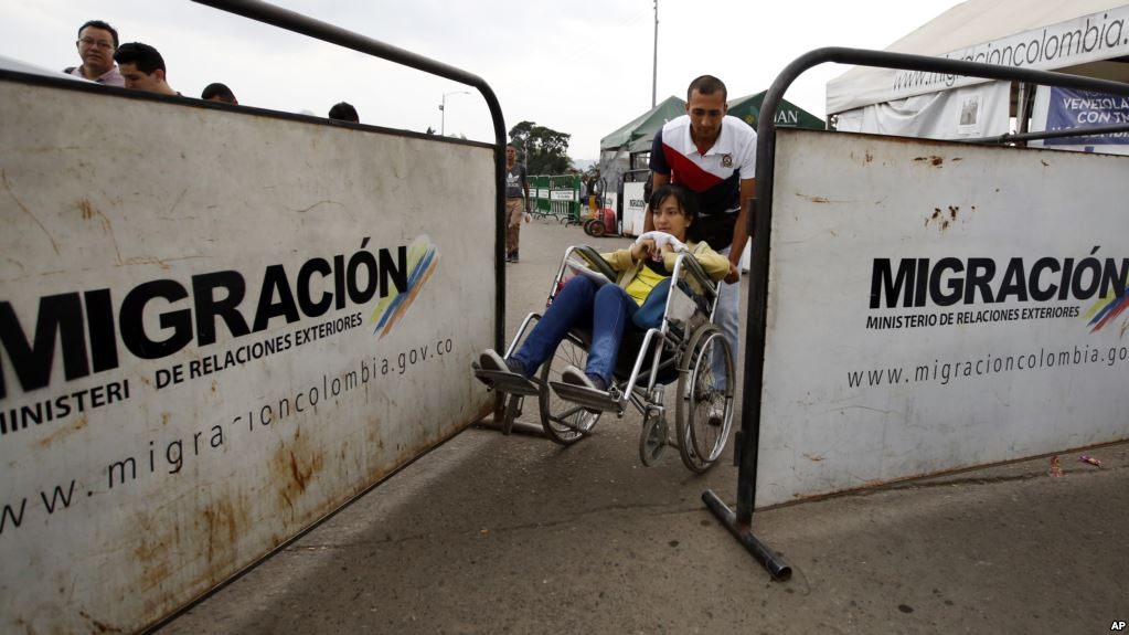 Colombia Registra A 442.462 Venezolanos Sin Estatus Migratorio.