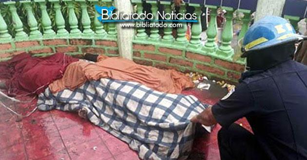 ¡Horror En Nicaragua! Policía Del Gobierno De Daniel Ortega Quema Viva A Familia Cristiana.