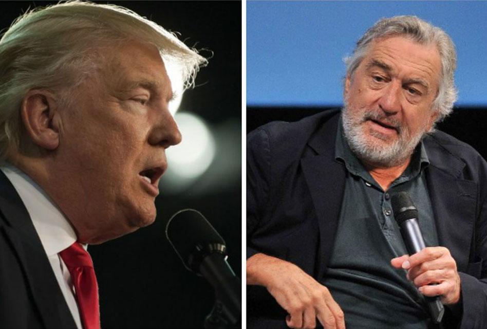 La Dura Respuesta De Donald Trump A Robert De Niro Tras El Insulto Del Actor.
