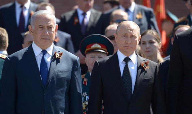 Putin Invita A Netanyahu Y Abbas A La Final Del Mundial En Moscú.