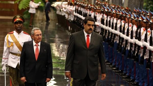 La Extorsión Como Método De Las Dictaduras De Crimen Organizado.